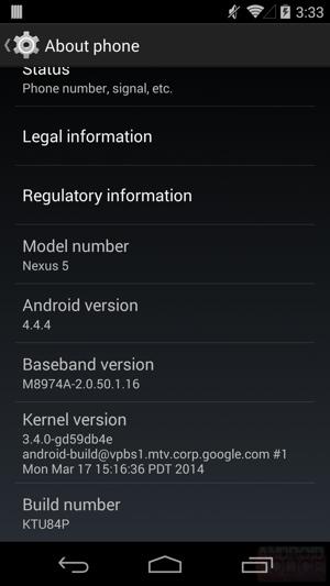 Google da il via al rilascio di Android 4.4.4: fixerà un serio problema sulla sicurezza.