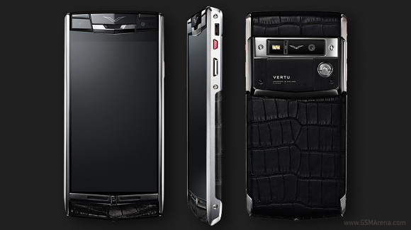 Vertu signature touch goes official with high specs and for Att nokia mural 6750