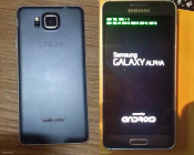 Samsung Galaxy Alpha leaks in another set of images