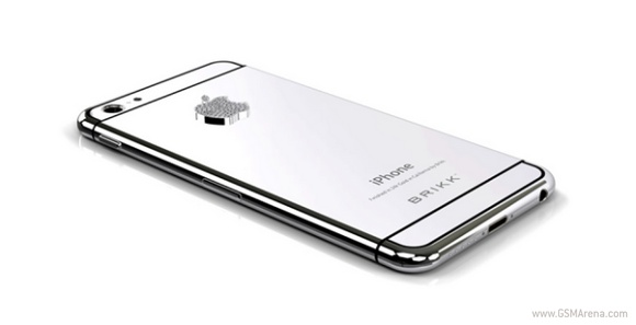 gsmarena 001 You can now pre order a gold Apple iPhone 6 from Brikk
