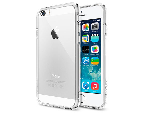 gsmarena 001 Spigen confirms Apple iPhone 6 design in a case listing