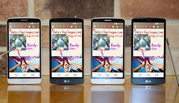 gsmarena 001 LG G3 Stylus goes official with 5.5 qHD display and 13MP camera