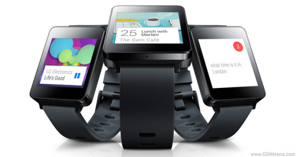 gsmarena 001 LG G Watch 2 to appear on IFA with OLED screen