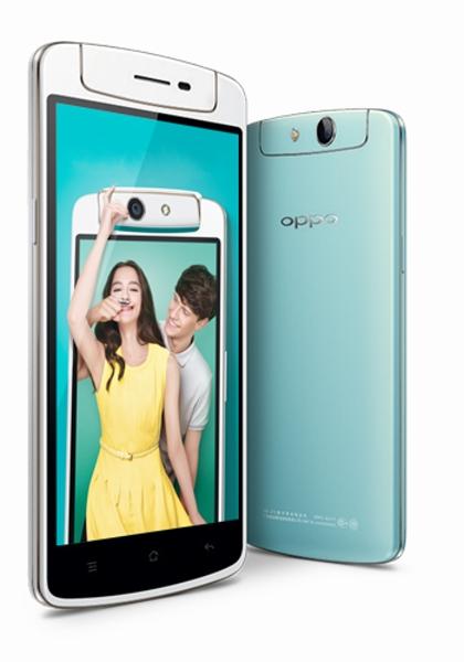 Oppo n1 mini بی سر و صدا عرضه شد