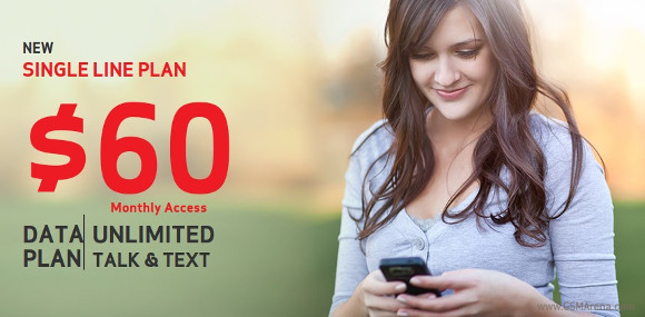Verizon adds $60 unlimited plan with 2GB of data