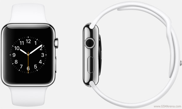 gsmarena 001 Apple Watch production rumored to start in January