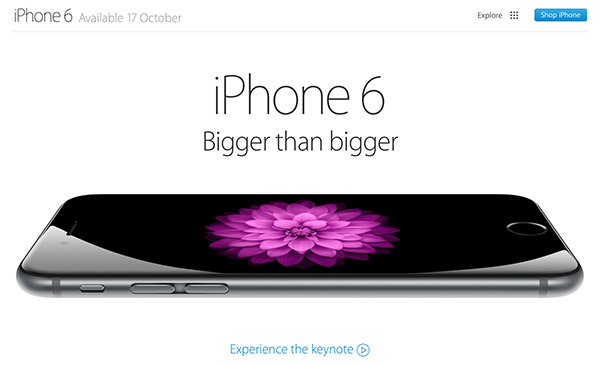 apple launching the iphone 6 and 6 plus in india on