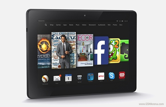 gsmarena 001 Updated Amazon Fire HDX 8.9 goes official with Snapdragon 805