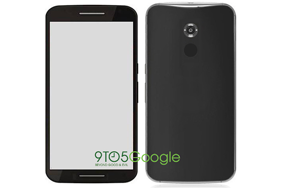 Alleged image and details of Nexus 6 make the rounds!