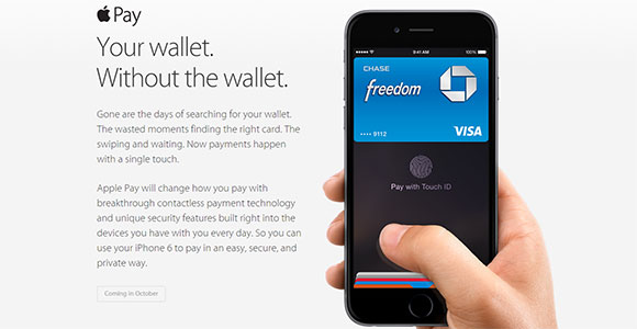 gsmarena 001 NFC on the iPhone 6 only works with Apple Pay