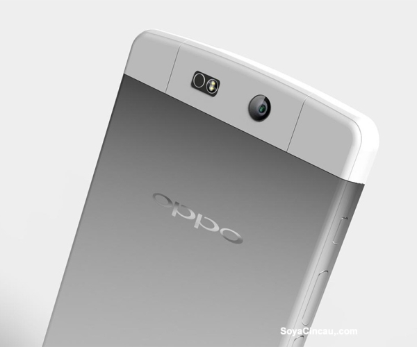 latest oppo n3 leak shows a different design than before