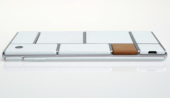 smartphone modulare progetto Ara