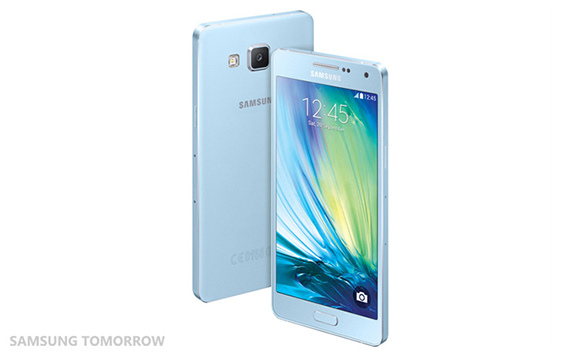 Introducing the Samsung Galaxy A3 and Galaxy A5, Samsung's slimmest phones to date