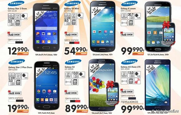 Samsung Galaxy A5 price revealed before launch