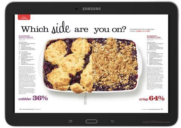 gsmarena 001 Samsung and B&N unveil Galaxy Tab 4 Nook 10.1