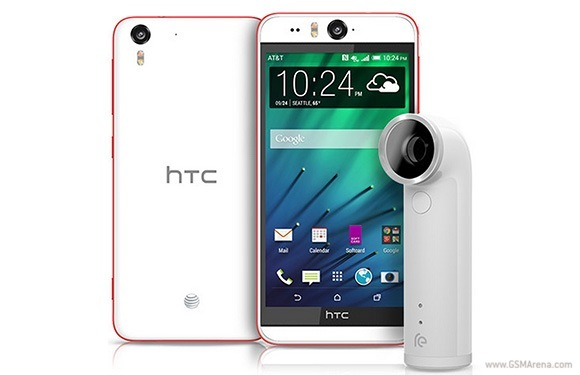 gsmarena 001 HTC Desire Eye appears in an AT&T promo video