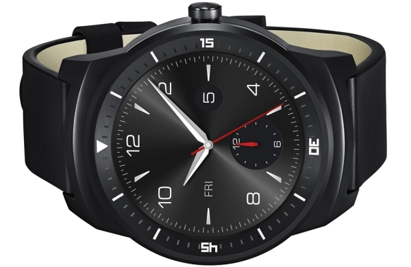 LG G Watch R hits the UK tomorrow for N60,000