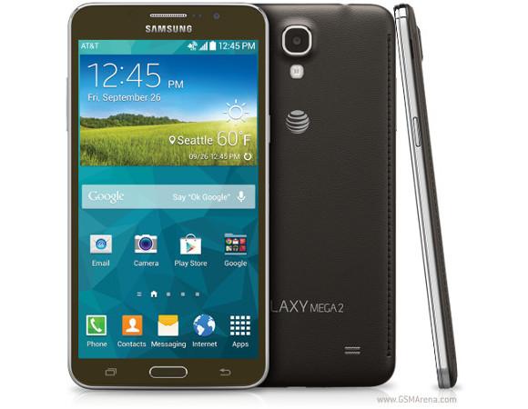 Samsung Galaxy Mega 2 lands at AT&T on October 24
