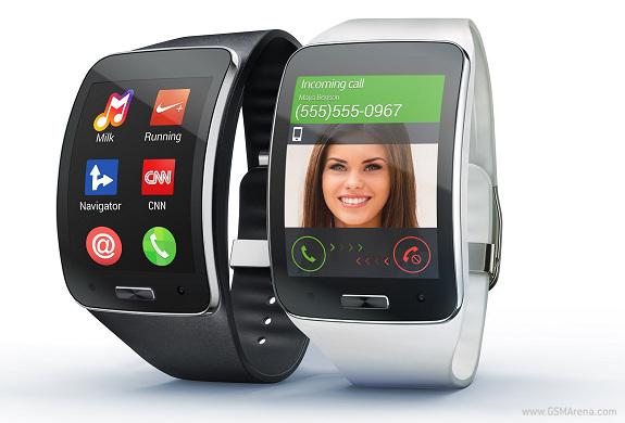 gsmarena 001 Samsung Gear S lands on AT&T and Sprint on November 7