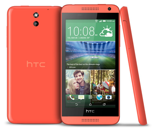 HTC Desire 620 in the works, Taiwan's NCC reveals