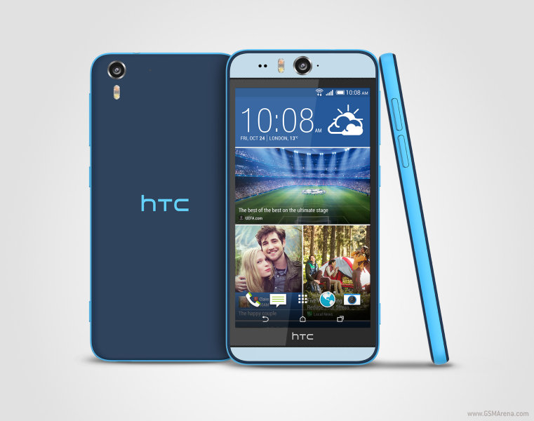 HTC Desire Eye announced with 13MP selfie camera with dual-LED Flash