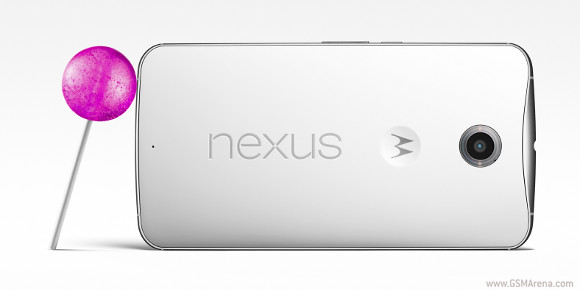 gsmarena 001 Nexus 6 will be sold by AT&T, Verizon, Sprint, T Mobile