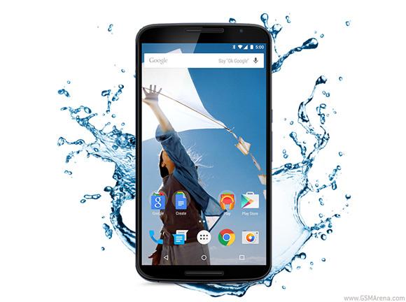 Nexus 6 waterproof