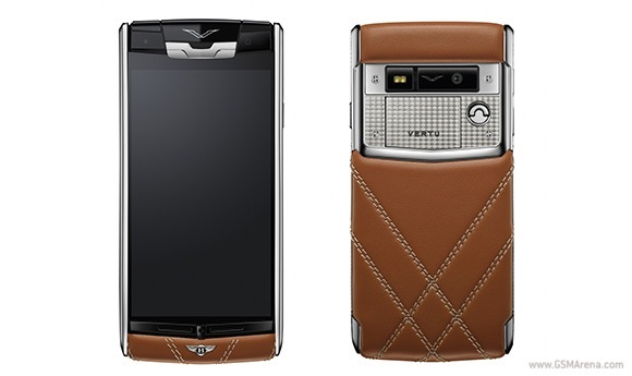 vertu for bentley.