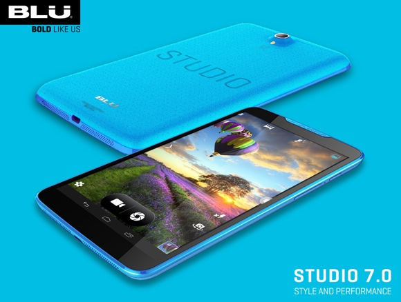 gsmarena 001 BLU Studio 7.0 goes official with large screen and low price