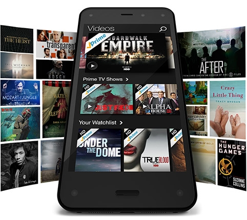 Amazon Fire Phone gets software update