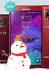 Samsung unveils red Galaxy Note 4 for SK Telecom