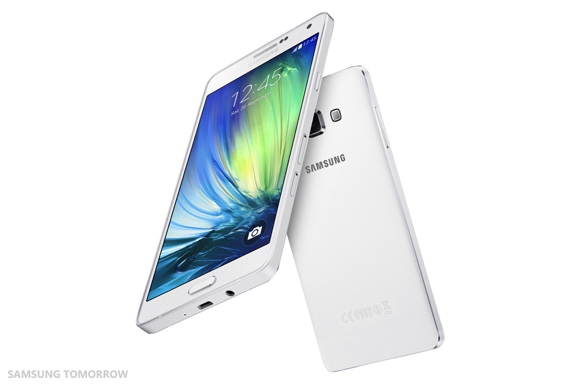 Samsung Galaxy A7 Goes Official With 63mm Metal Unibody