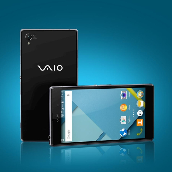 gsmarena 001 VAIO might enter the smartphone market with a new phone