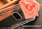 Huawei P8 leaked case