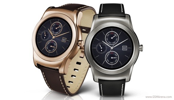 LG Watch Urbane goes official with Android Wear on board ...