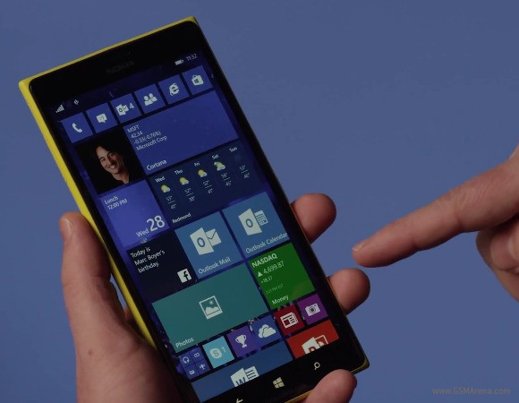 Windows 10 technical preview now available for phones gsmarena com