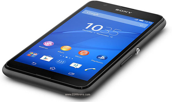 gsmarena 001 Sony Xperia E4g is already up for pre order in the UK