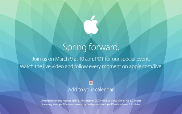 apple spring forward event 2015