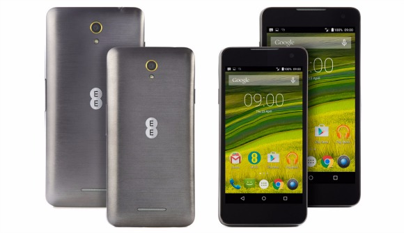 gsmarena 001 EE's Harrier line launches with two affordable smartphones