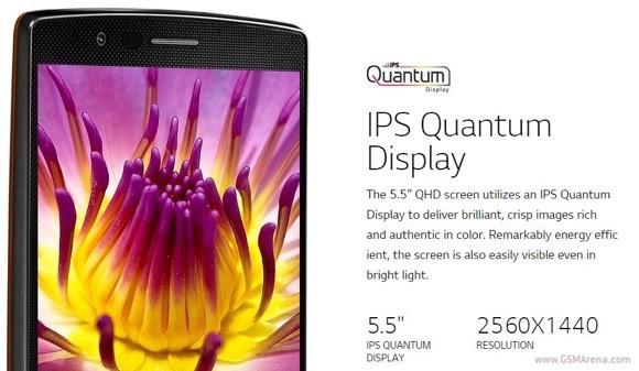 """LG G4 - 5.5"""" QHD IPS Quantum, 16MP f/1.8, vymeniteľná batéria, SD karty, pravá koža"""