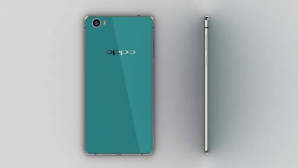 gsmarena 001 Oppo addresses R7 rumors with official images, specs