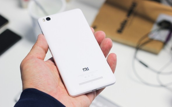 gsmarena 001 The Xiaomi Mi 4i goes official with 5 1080p screen, 13MP camera