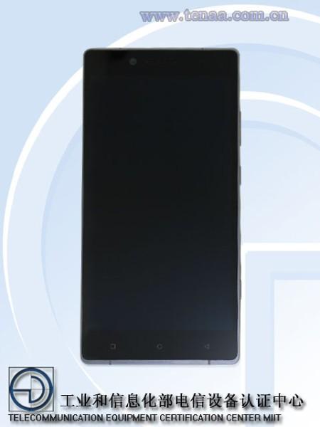 تصاویر و مشخصات منتسب به تلفن هوشمند Elife E8 لو رفت.