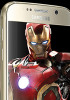 Samsung teases Galaxy S6 edge Iron Man edition