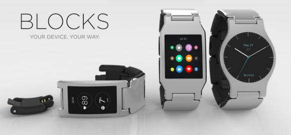 Blocks Wearables taps Qualcomm for its modular smartwatch ...