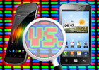 Now in HD: Galaxy Nexus vs. Optimus LTE screen shootout - read the full text