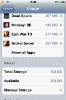 Apple iOS 5
