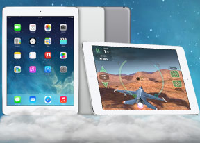 Apple iPad Air review: Sun and heir