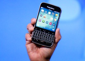 BlackBerry Classic hands-on