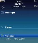 BlackBerry Pearl 3G 9105